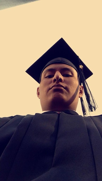 . @Pulgarin_9 tweeted this selfie